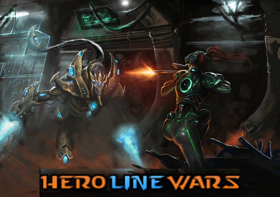 hero line Wars Starlight