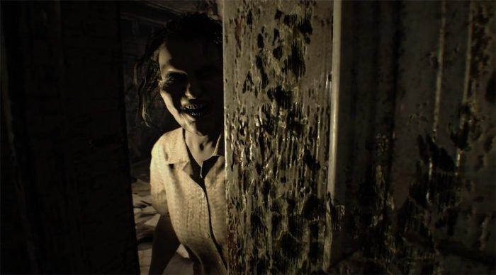 Resident Evil 7 Marguerite