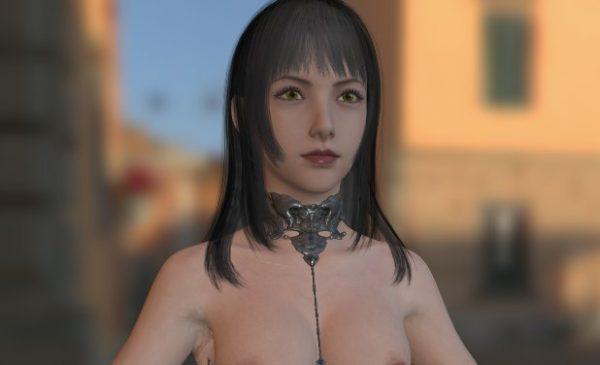 FFXV Nude Files