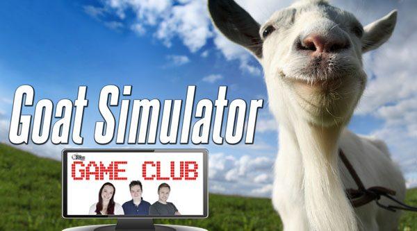 Goat Simulator Game Club