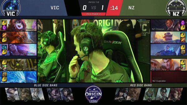League of Origin Urgot Pick