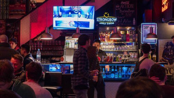 esports bar GG EZ
