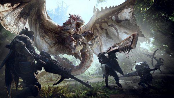 monster-hunter-world-capcom