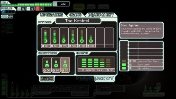 FTL Upgrade systems