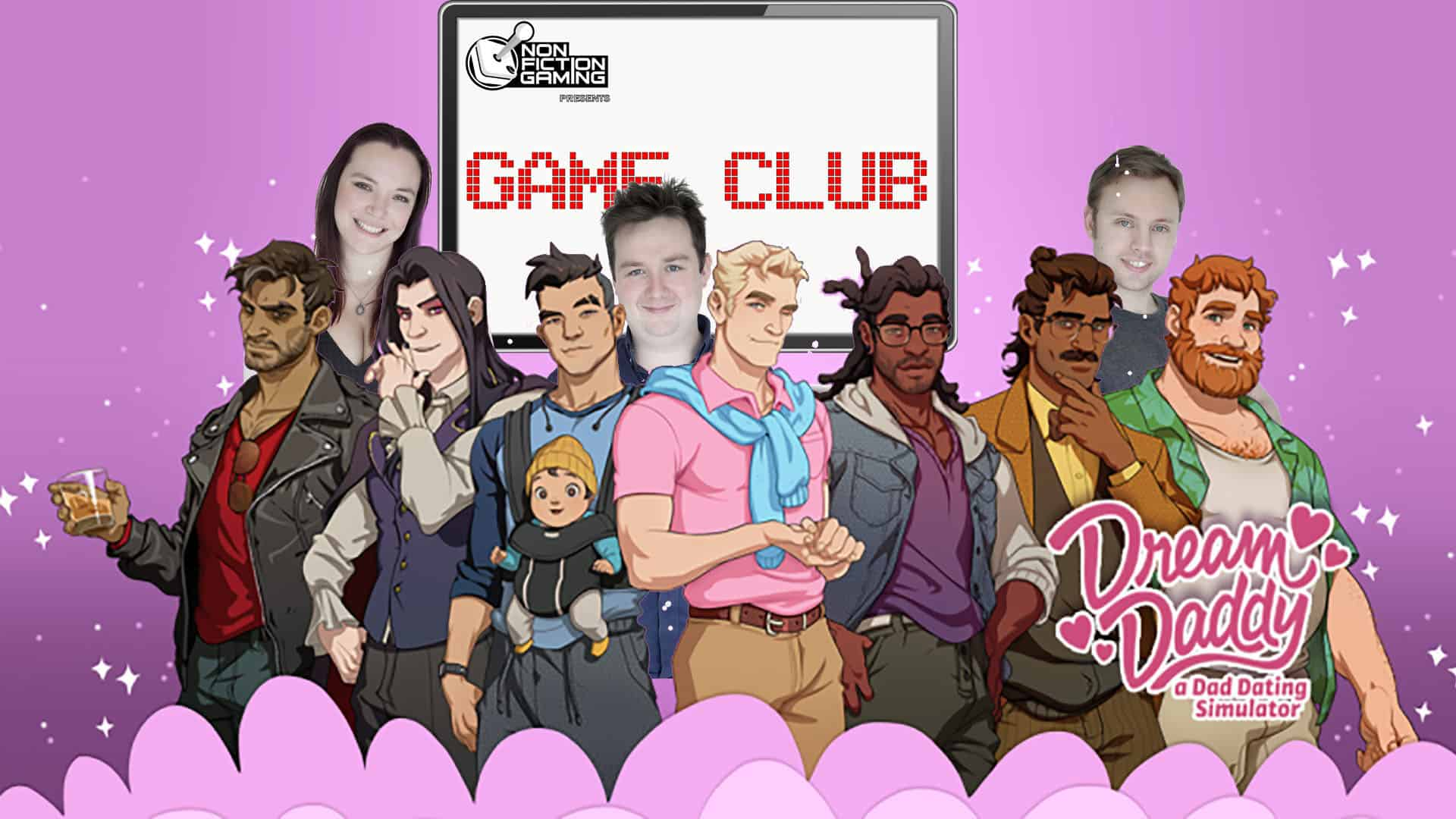 Dream Daddy Game Club