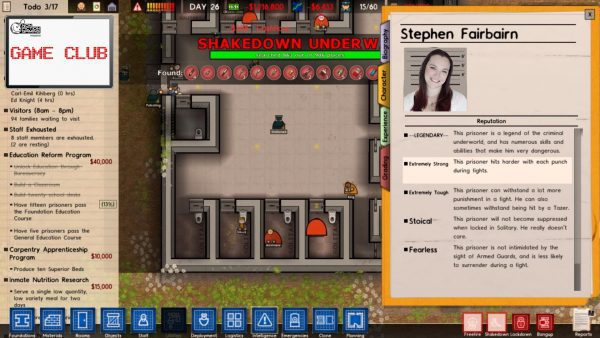 Prison Architect Game Club Podcast