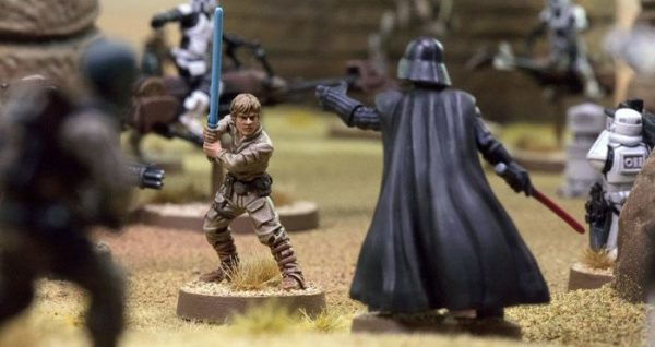 Star Wars Legion miniatures