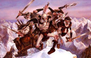 D&D 5e Barbarian Horde