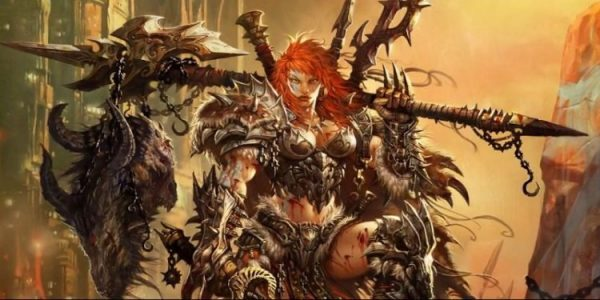 Rage Against The Darkness 5e Barbarian Optimisation Guide