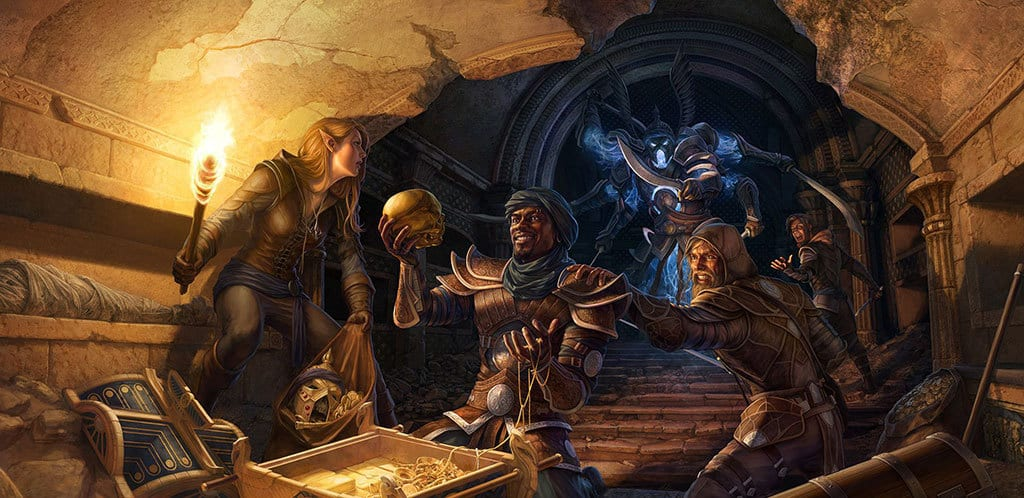 Casing the Joint - D&D 5E Rogue Optimisation Guide