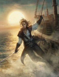 Rogue Swashbuckler Pirate