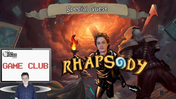 Game Club Podcast Rhapsody