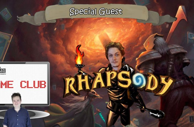 Game Club Podcast Rhapsody