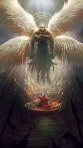 Celestial Warlock Patron