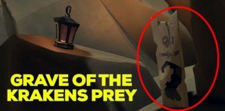 Sea Of Thieves Krakens Prey