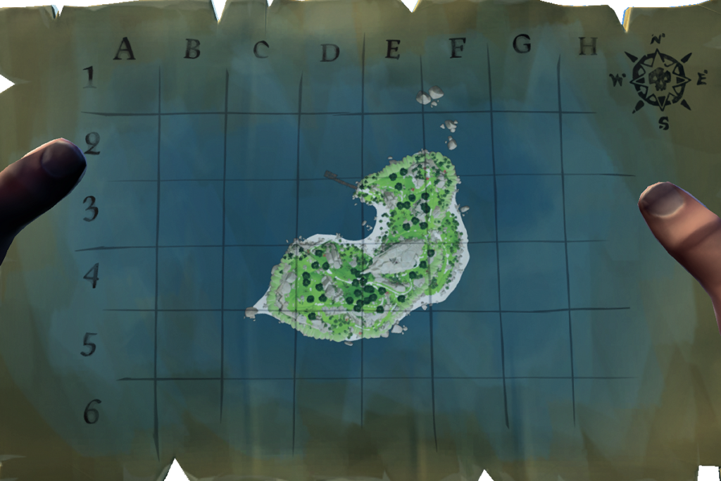 cannon cove map