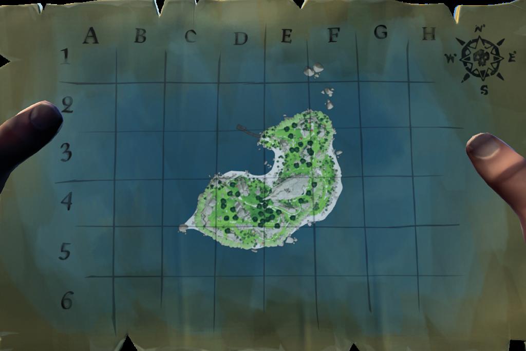 cannon cove map