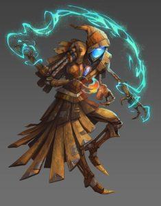 Clockwork Soul Sorcerer