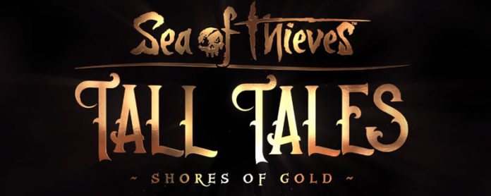 Sea of thieves tall tales